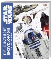Star Wars - Die illustrierte Enzyklopädie der kompletten Saga Cover