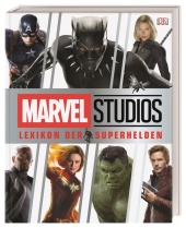 MARVEL Studios Lexikon der Superhelden Cover