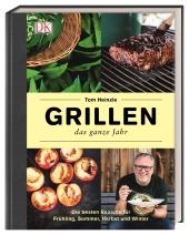 Grillen - das ganze Jahr Cover