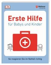 Erste Hilfe für Babys und Kinder Cover