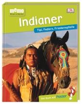 memo Wissen entdecken - Indianer Cover