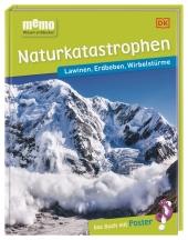 memo Wissen entdecken. Naturkatastrophen Cover