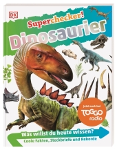 Superchecker! Dinosaurier Cover