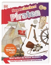 Superchecker! - Piraten Cover