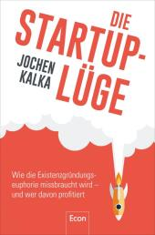 Die StartUp-Lüge Cover