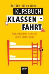 Kursbuch Klassenfahrt Cover
