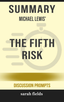 Summary: Michael Lewis' The Fifth Risk