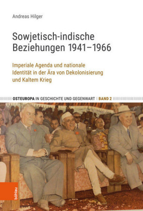 Sowjetisch-indische Beziehungen 1941-1966