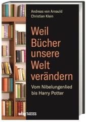 Weil Bücher unsere Welt verändern Cover