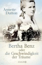 Bertha Benz oder die Geschwindigkeit der Träume Cover