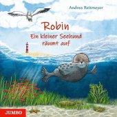 Robin, der kleine Seehund Cover