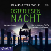 Ostfriesennacht, 4 Audio-CDs Cover