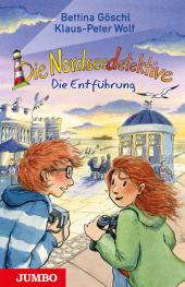 Die Nordseedetektive. Die Entführung Cover