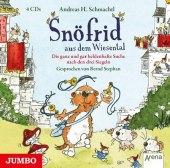 Snöfrid aus dem Wiesental - Die ganz und gar heldenhafte Suche nach den drei Siegeln, 3 Audio-CDs Cover