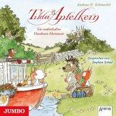 Tilda Apfelkern. Ein zauberhaftes Hausboot-Abenteuer, 1 Audio-CD Cover