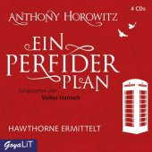 Ein perfider Plan, 4 Audio-CDs Cover