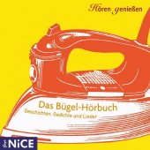 Das Bügel-Hörbuch, 1 Audio-CD Cover