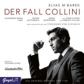 Der Fall Collini, 2 Audio-CDs Cover