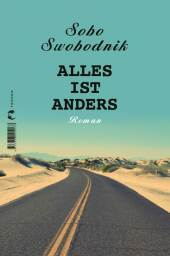 Alles ist anders Cover