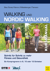 Kursmanual Walking und Nordic Walking Cover