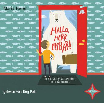 Hallo, Herr Eisbär!, 2 Audio-CDs