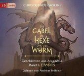 Die Gabel, die Hexe und der Wurm - Eragon, 6 Audio-CDs Cover