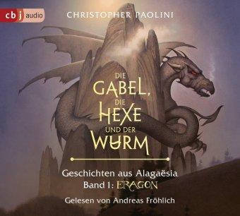 Die Gabel, die Hexe und der Wurm - Eragon, 6 Audio-CDs