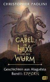 Die Gabel, die Hexe und der Wurm - Eragon Cover