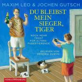 Du bleibst mein Sieger, Tiger, 3 Audio-CDs Cover
