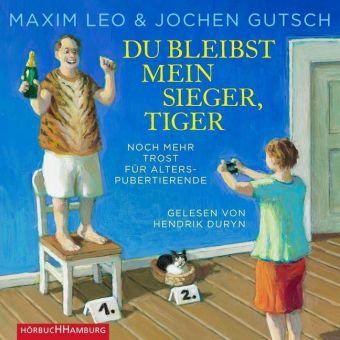 Du bleibst mein Sieger, Tiger, 3 Audio-CDs