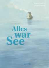Alles war See Cover