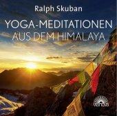 Yoga-Meditationen aus dem Himalaya, 1 Audio-CD Cover