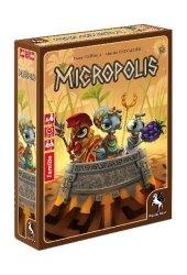 Micropolis (Spiel) Cover