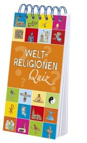 Weltreligionen-Quiz Cover