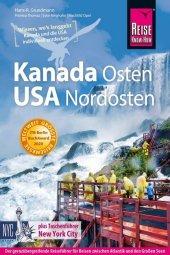 Reise Know-How Reiseführer Kanada Osten / USA Nordosten Cover