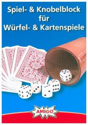 Spiel- & Knobelblock (Spiel-Zubehör)