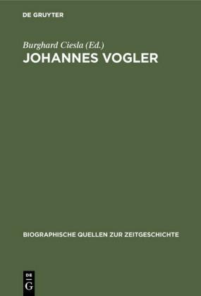 Johannes Vogler