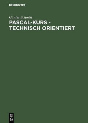 Pascal-Kurs - technisch orientiert