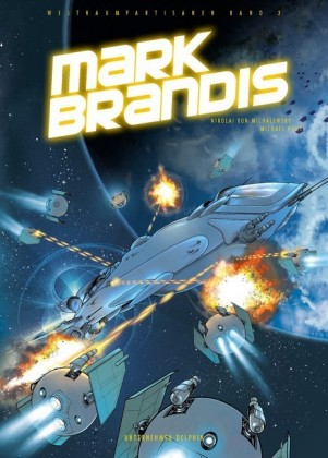 Mark Brandis - Unternehmen Delphin