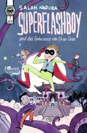 Superflashboy und das Geheimnis von Shao-Shao