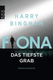 Fiona. Das tiefste Grab Cover