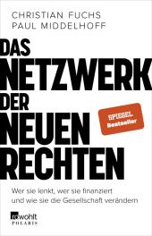 Das Netzwerk der Neuen Rechten Cover