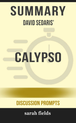 Summary: David Sedaris' Calypso