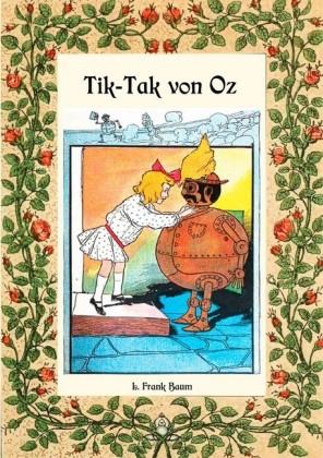 Tik-Tak von Oz - Die Oz-Bücher Band 8