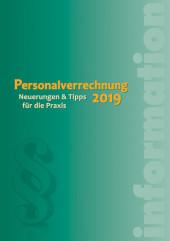 Personalverrechnung 2019 (Ausgabe Österreich)