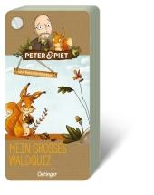 Peter & Piet. Mein großes Wald-Quiz (Spiel)