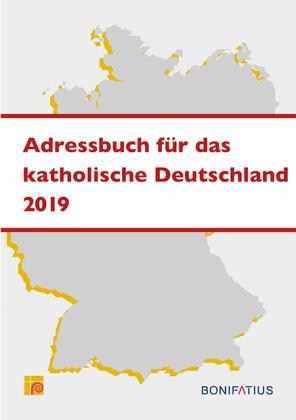 Adressbuch für das Katholische Deutschland 2019
