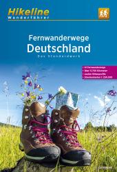 Fernwanderwege Deutschland Cover