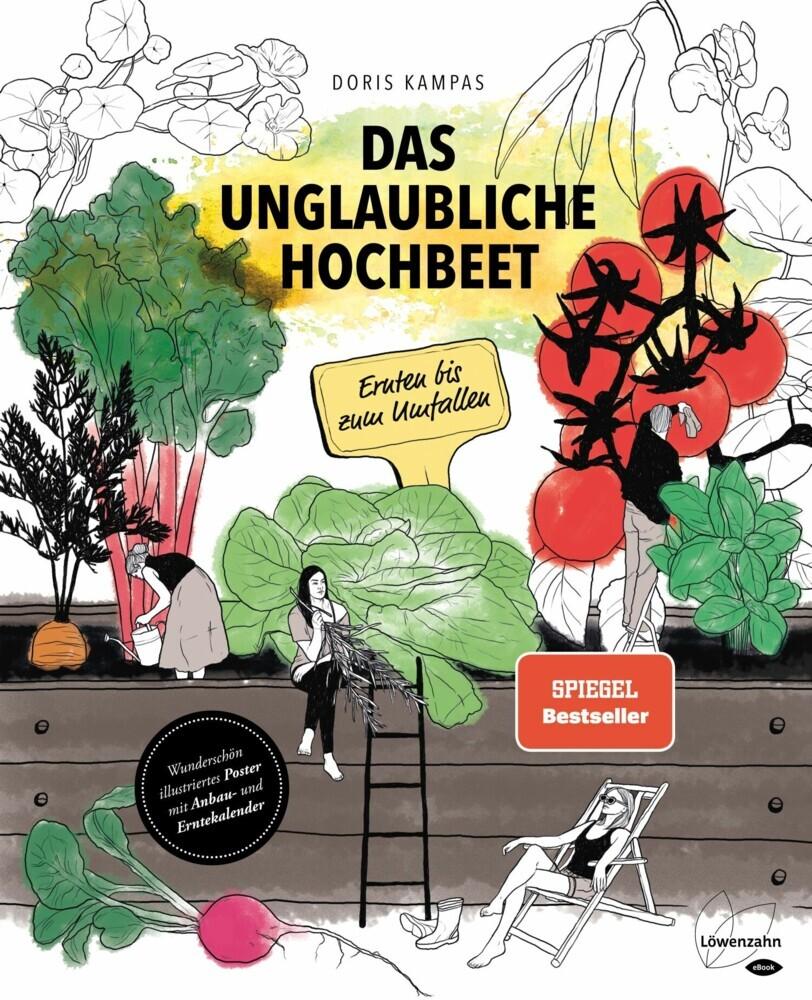 Das Unglaubliche Hochbeet Ebook Aldi Life