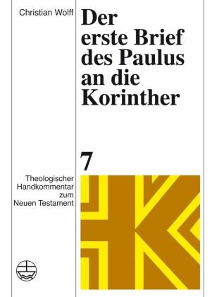 Der erste Brief des Paulus an die Korinther